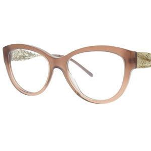 Burberry B 2210 3173 Brown Eyeglasses ODU
